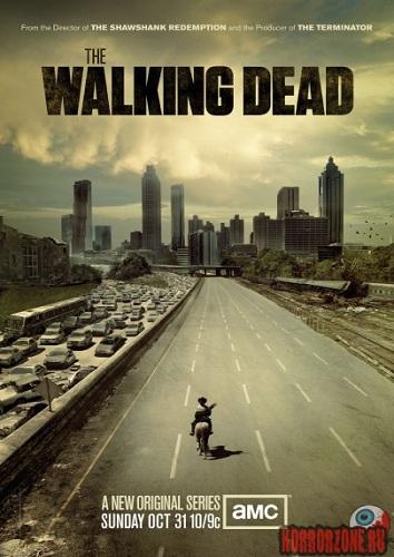 Ходячие мертвецы 1 сезон (1,2,3,4,5,6 серия) / The Walking Dead